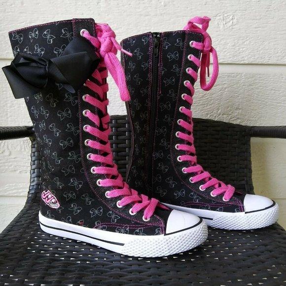 Jo-Jo Shoes | Jojo Siwa Pink Black